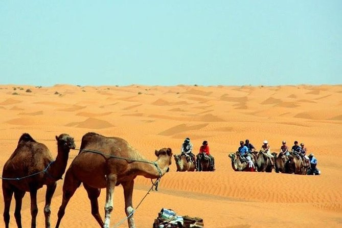 Two days 4x4 PRIVATE SAFARI from Sousse, Hammamet, Tunis for 2 persons only