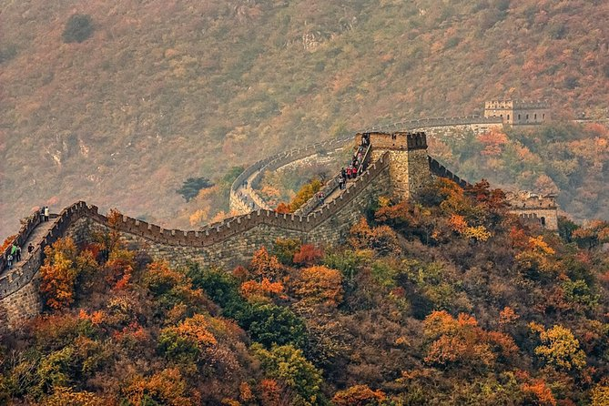 Skip-The-Line Private Layover Tour to Mutianyu Great Wall and Forbidden City