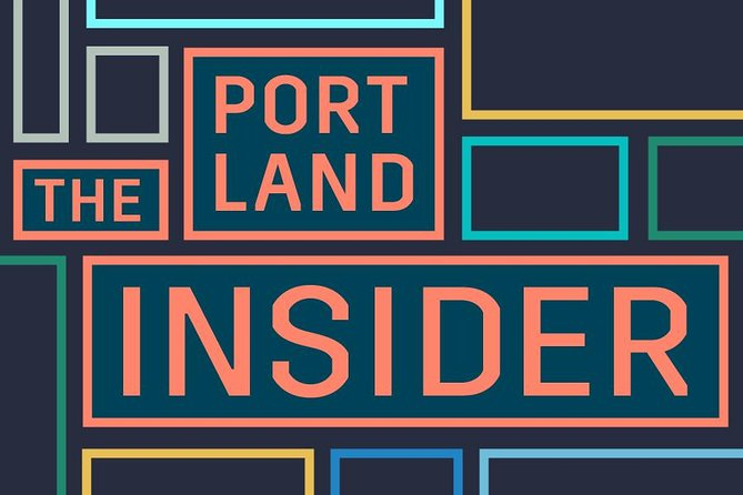 The Portland Insider: Bridges and Waterfront