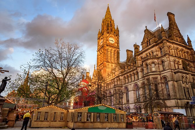 GAILY TOUR in MANCHESTER - Gay Tour & Gay Village's Secrets