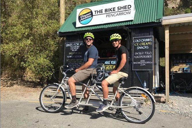 2 Hour Tandem Bike Hire