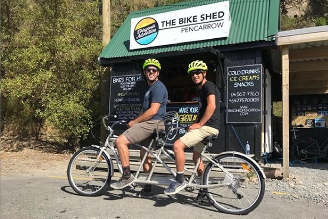 8 Hour Tandem Bike Hire
