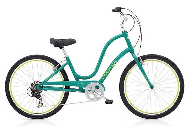 2 Hour Comfort Cruiser Bike Hire