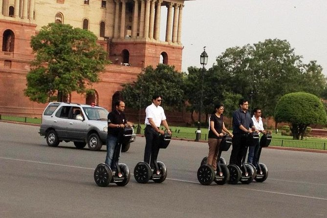 Segway Tour of Delhi