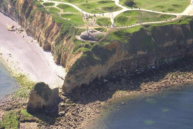 Normandy D-Day Landing Beaches Guided Tour from Paris
