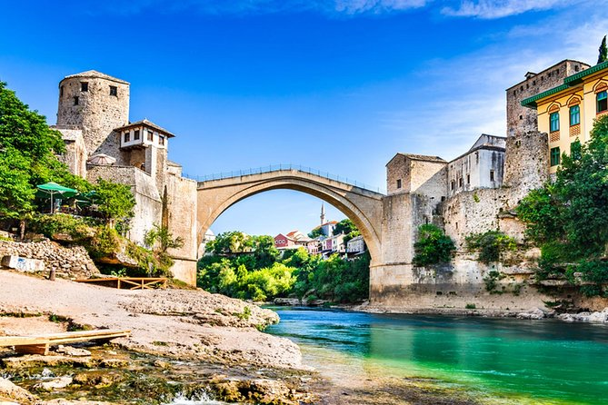 Mostar and Kravica Waterfall Small-Group Tour from Split or Trogir