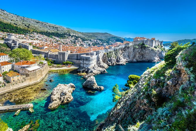 Dubrovnik Old Town Small Group Tour from Split and Trogir