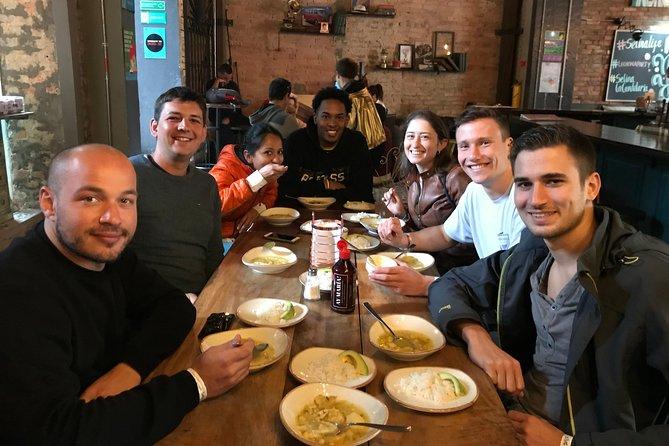 The Bogotá food experience