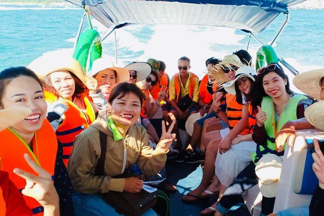 Shared Tour Island Hopping By SpeedBoat photo 1