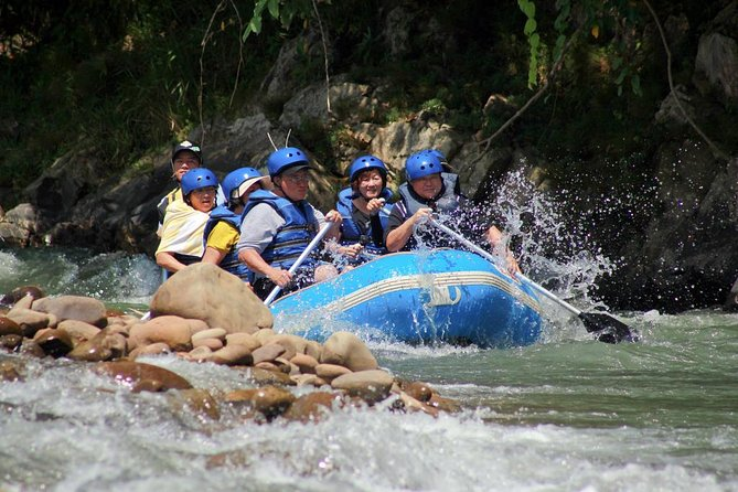 Kiulu River White Water Rafting from Kota Kinabalu (min 4 pax )