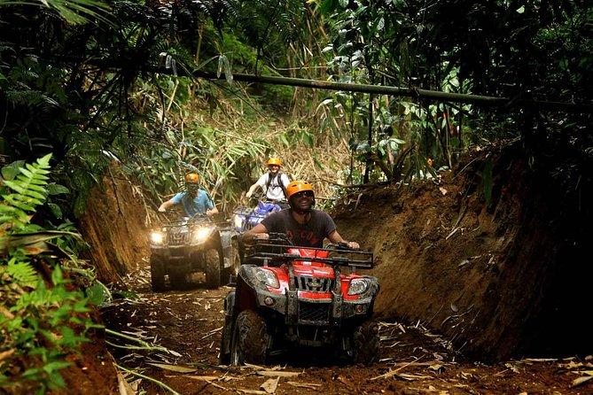 Bali ATV Ride In Ubud