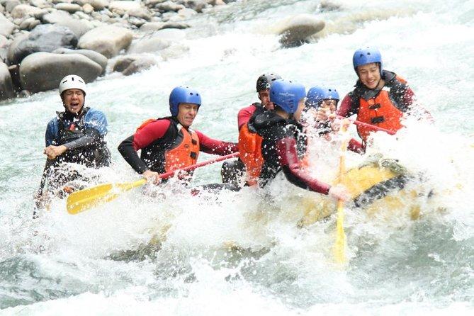 Padas River Rafting Grade 3-4 from Kota Kinabalu (min 4 pax.)