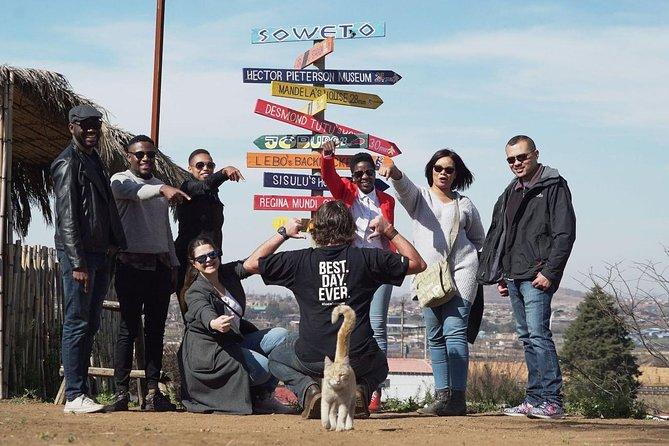 Soweto siti di incontri gratuiti