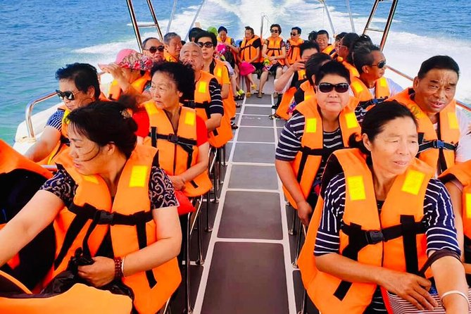 Shared Tour Island Hopping By SpeedBoat Plus Sea Walk photo 6