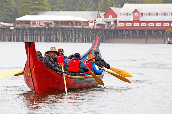 Tlingit Canoe and Culture Experience photo 1