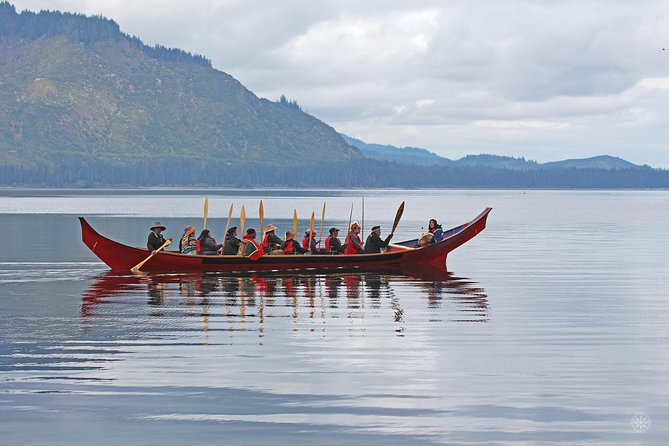 Tlingit Canoe and Culture Experience photo 2