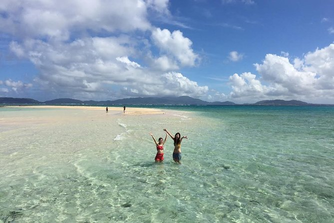 Phantom Island & Snorkeling Half Day Tour from Ishigaki