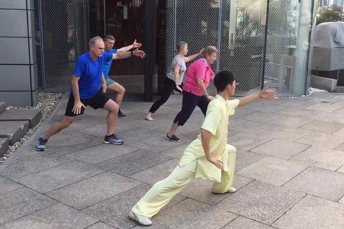 Chinese Taiji Class-Chinese Taiji Experience