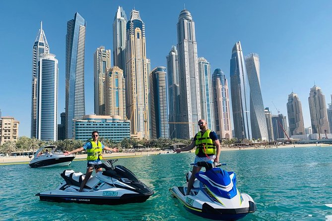 Jet-Ski-Tour in Dubai
