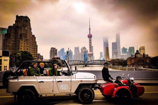 One Hour Shanghai Jeep Experience Tour
