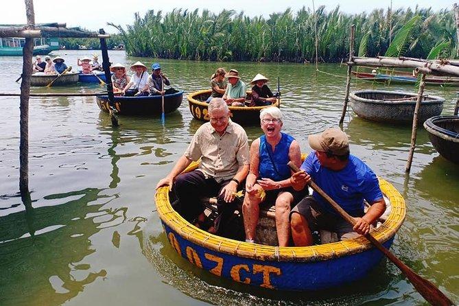 SHORE EXCURSION from TIEN SA Port to Discover HOI AN CITY & HOI AN VILLAGETOUR