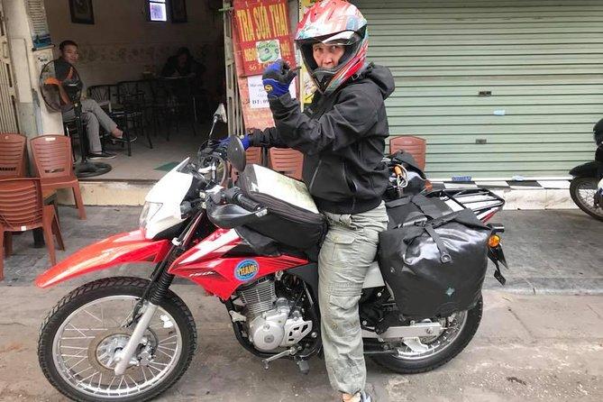 North Vietnam Dirtbike 3 Day Motorbike Tour