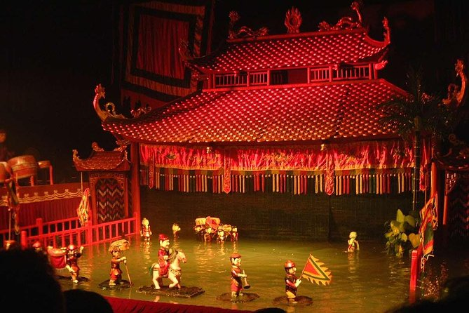 Skip the Line: Golden Dragon Water Puppet Tickets