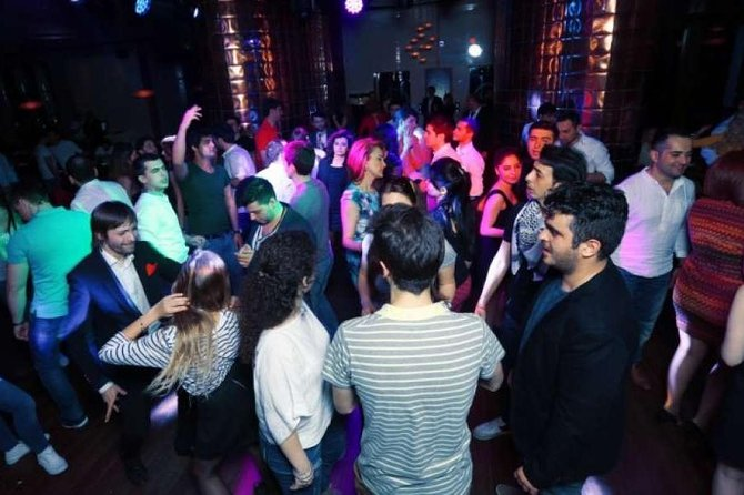 Baku Nightlife Tour