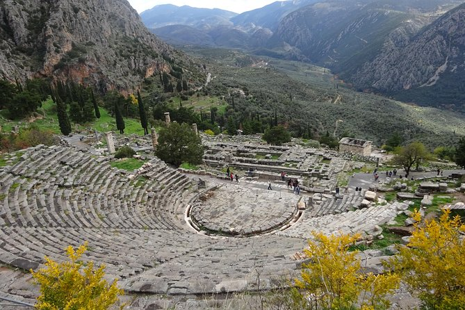 Delphi Day Trip from Athens photo 3