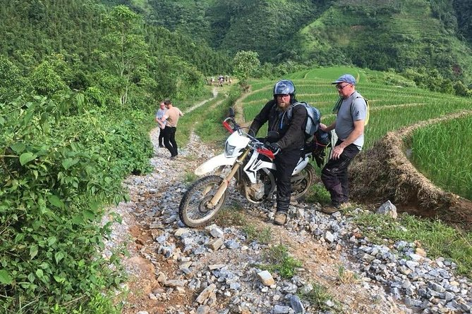 North Vietnam Dirtbike 5 Day Motorbike Tour photo 1