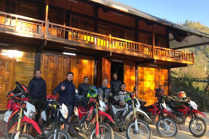 North Vietnam Dirtbike 5 Day Motorbike Tour photo 3