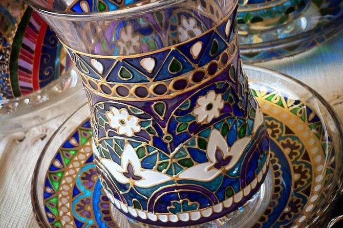Salam Baku with Welcome Tea Set