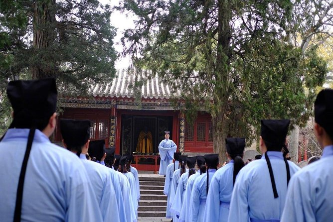 Private Tour to Songyang Academy and Shaolin Temple with Zen Music Ceremony from Zhengzhou photo 7