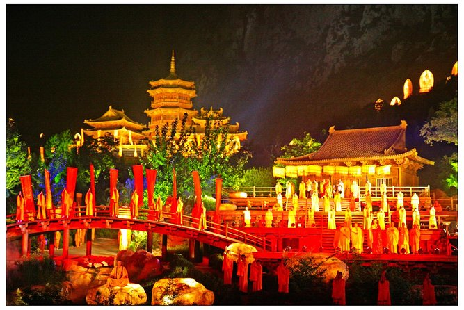 Private Tour to Songyang Academy and Shaolin Temple with Zen Music Ceremony from Zhengzhou photo 6