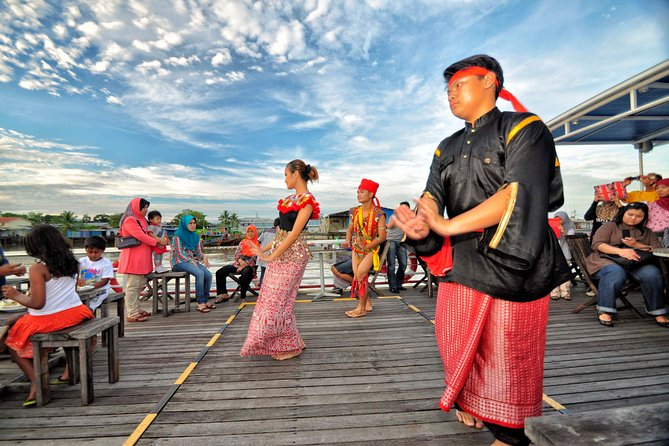 Sarawak Sunset River Cruise with Return Transfer