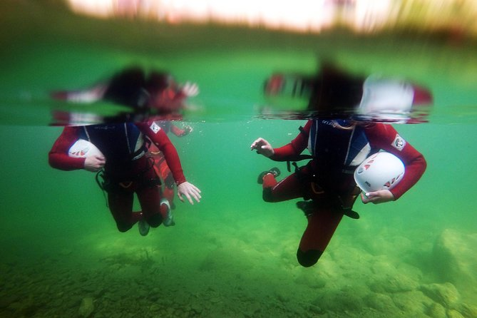 Canyoning basic on Cetina river from Omiš