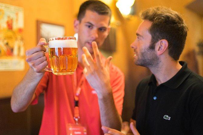 Prague Czech Beer Tasting Tour