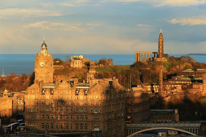 Private Edinburgh driving tour