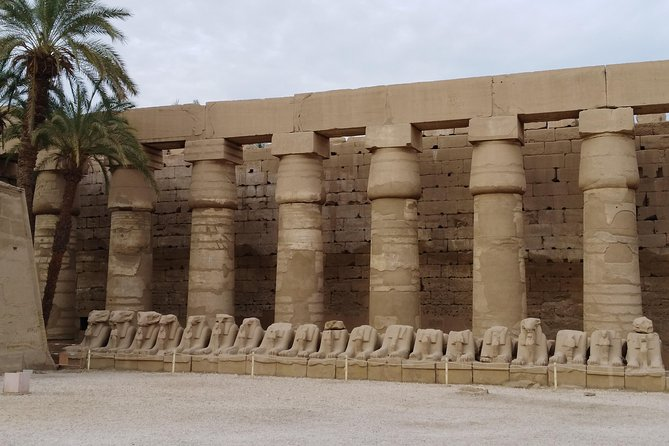 Luxor Sightseeing One Day Tour From Hurghada small group photo 4