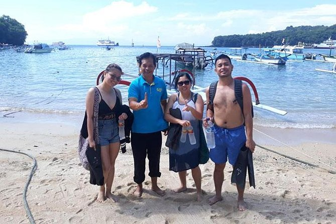 Bali Snorkeling Tour at Blue Lagoon Beach: All-Inclusive