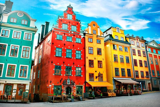 Meet the Nordic Pearl - Stockholm on a Private Panoramic Tour (3 hours)