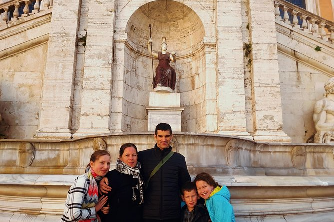 Capitoline Museums with Percy Jackson and Greek & Roman Gods Kid-Friendly Tour