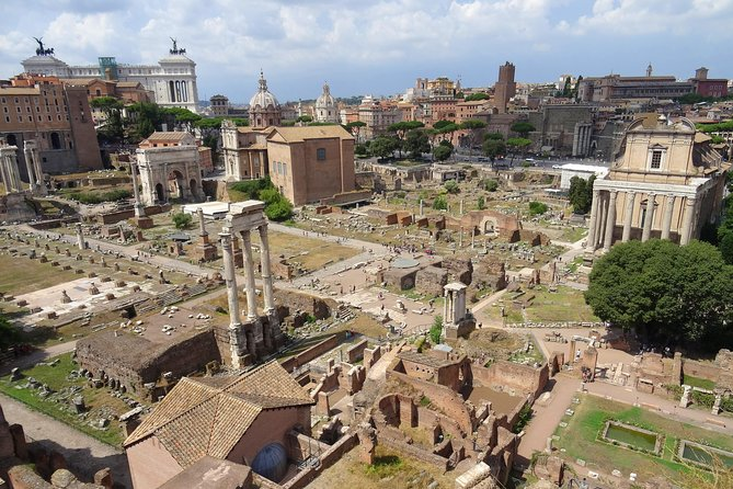 Skip the Line Small Groups Colosseum & Ancient Rome p.m.- Hotel pick up included photo 10