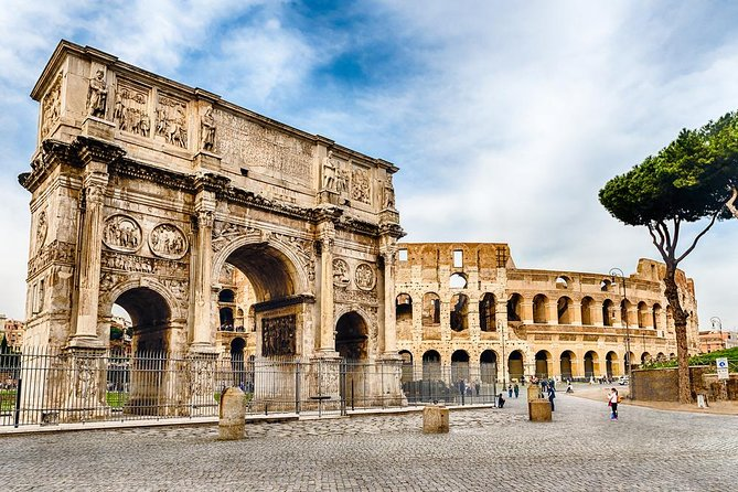 Skip the Line Small Groups Colosseum & Ancient Rome p.m.- Hotel pick up included photo 2