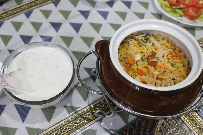 Authentic Awadhi Cooking and Dining experience in Gurgaon!