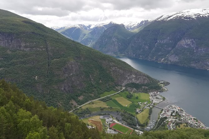 Cruise Special: Private Trip To Canyons And Waterfalls With Flåm Railway