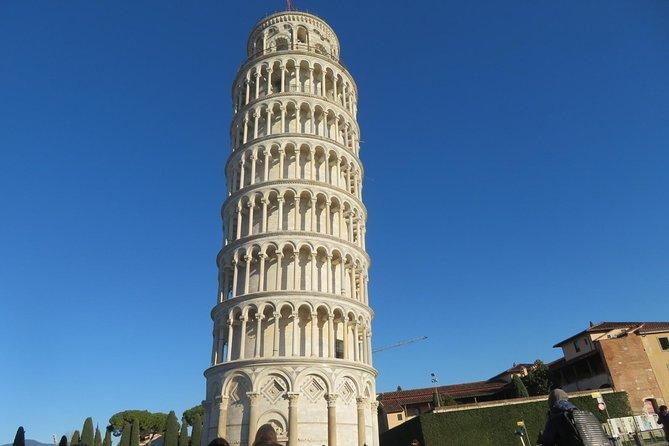 Kids & Families Pisa & Florence Private Shore Excursion w Michelangelo's David