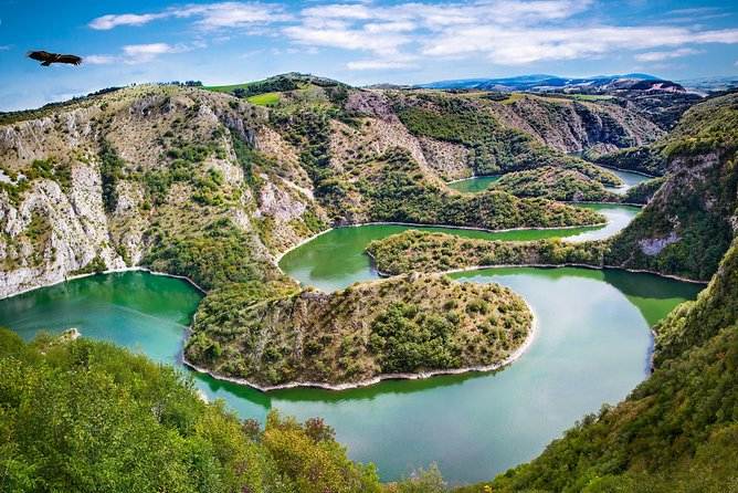 Full Day Trip from Belgrade: Uvac Nature Reserve Tour
