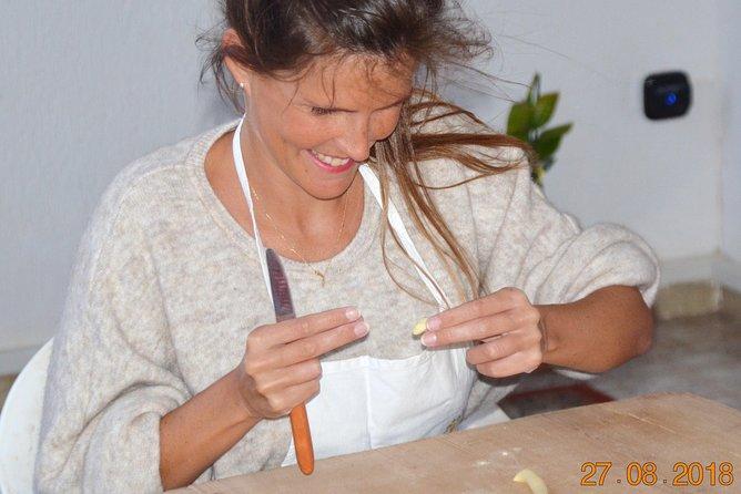 """Puglia Cooking class """"Le orecchiette, che pasta!"""""""