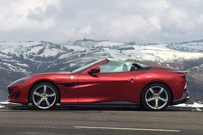 Test Drive in Maranello Ferrari Portofino